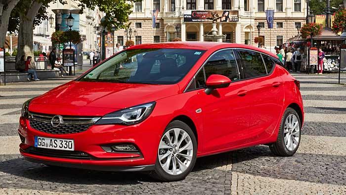 Opel hat die fünfte Astra-Generation komplett neu gestaltet.