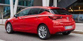 Der Opel Astra hat schönere Proportionen erhalten.