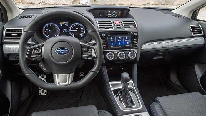 Die Motorenauswahl beim Subaru Levorg ist arg begrenzt.