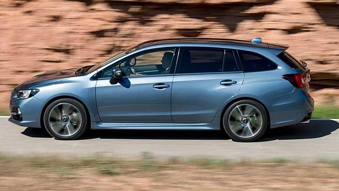 Der Subaru Levorg bietet wenig Wahlmöglichkeiten