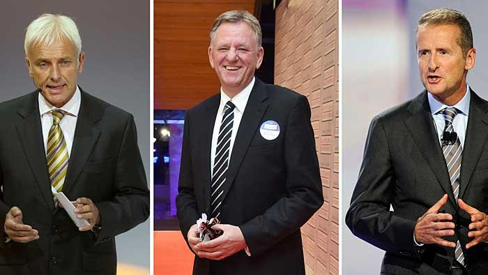 Wer wird neuer VW-Chef?