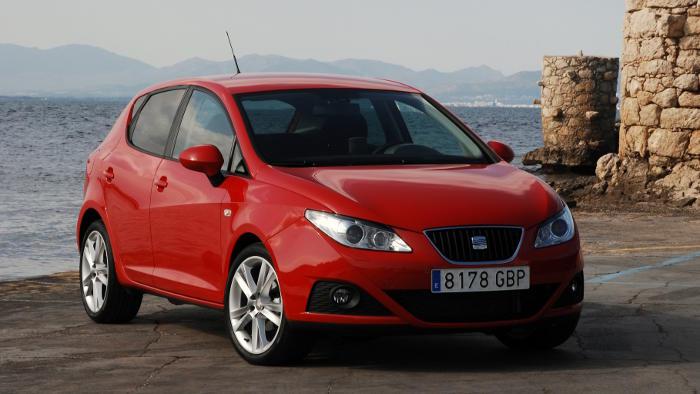 Seat Ibiza: Mängel bei Fahrwerk und Bremsen