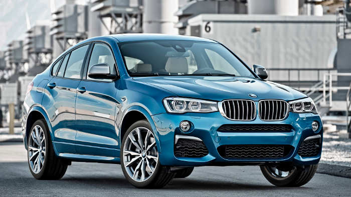 Der BMW X4 erhält einen neuen Topmotor.