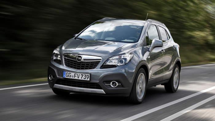 Opel Mokka: Wohlige Trutzburg