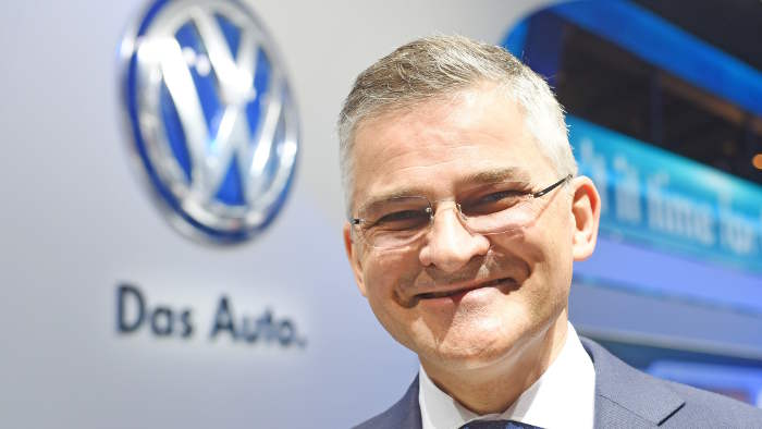 US-VW-Chef Horn entschuldigt sich vor US-Kongress