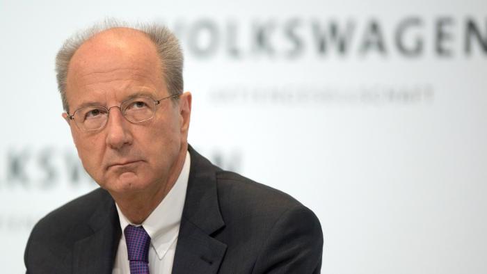 Pötsch zum VW-Aufsichtsratschef gewählt