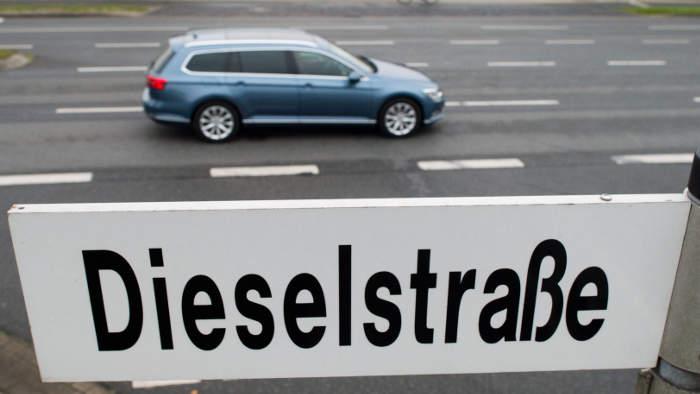 Der Trend zum Diesel hält an.