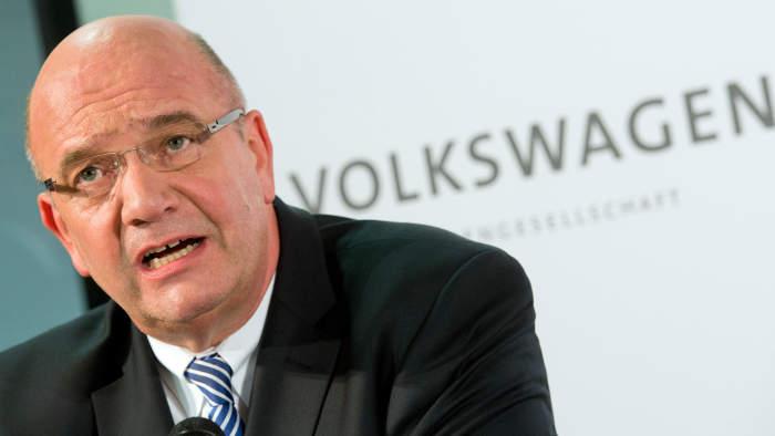 Bernd Osterloh sieht aktuell keine Jobs bei VW in Gefahr.