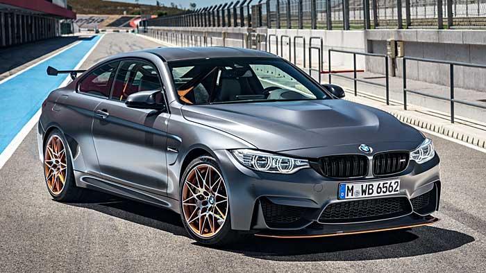 BMW stößt mit M4 GTS in den 300er-Club vor