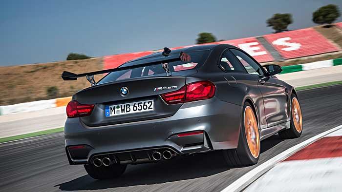 BMW krönt mit dem M4 GTS die Vierer-Baureihe.