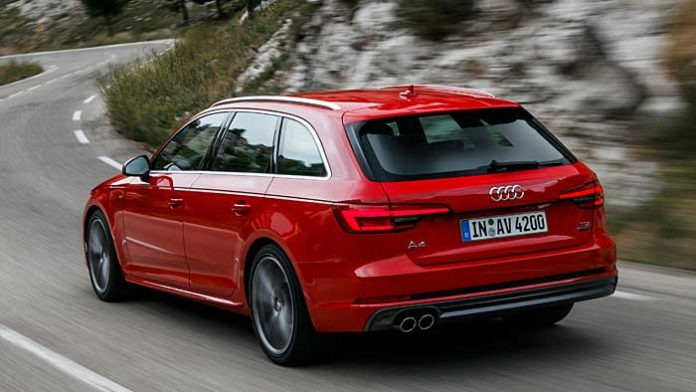 Der Audi A4 Avant soll für frischen Wind sorgen