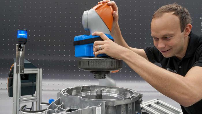 Roboter Industrie 4.0