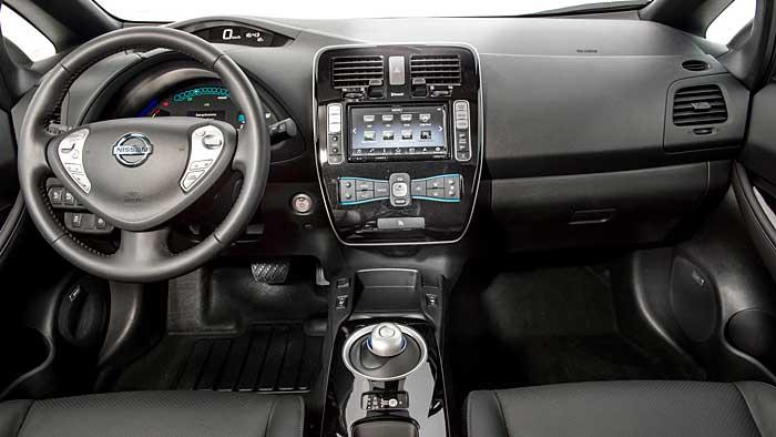 Der Nissan Leaf erhält eine stärkere Batterie.