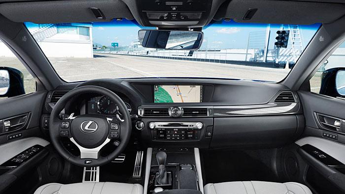 Lexus verzichtet beim GS-F auf den trendigen Turbo.