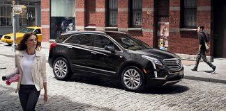 Der Cadillac XT5 kommt im Sommer 2016 nach Europa.
