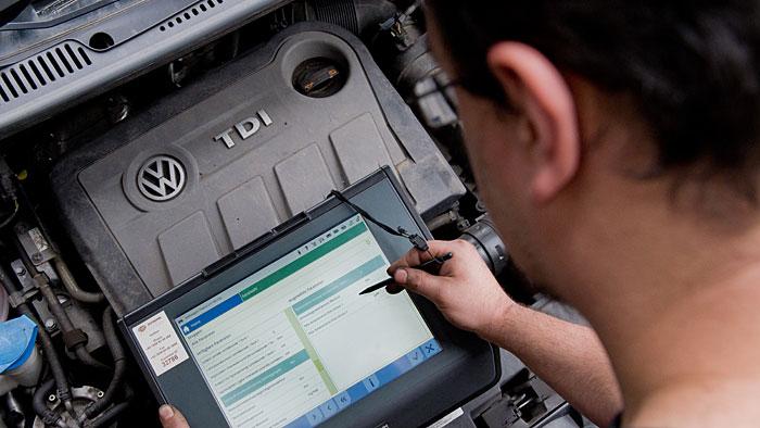 Neue Aspekte liefert ein Kronzeuge im VW-Abgas-Skandal.