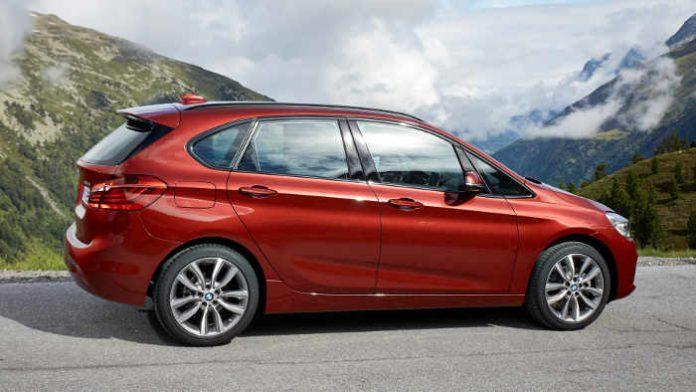 Auch der BMW 2er Active Tourer sorgt für stablies Absatzwachstum