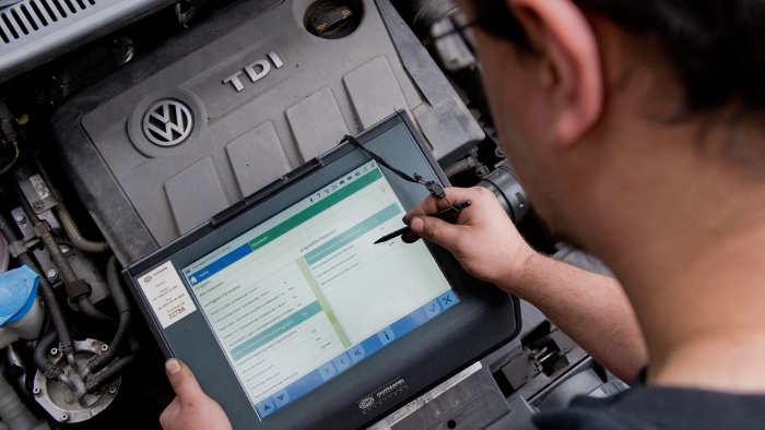 Im Januar beginnt VW mit dem Rückruf