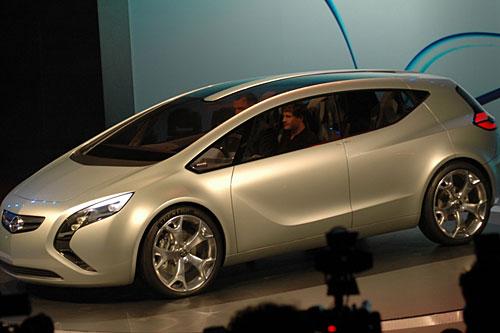 Opel Flextreme: GM unter Spannung