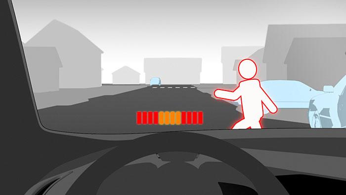Volvo hat bereits einen Notbremsassistenten mit Fußgängererkennung im Programm.