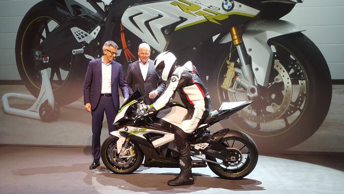 BMW Motorrad: Auf neuen Wegen zum Höhenflug