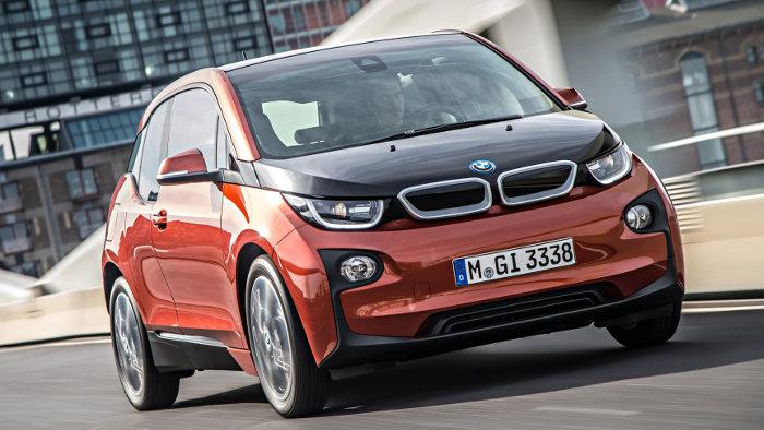Über 24.000 i3 lieferte BMW 2015 aus.