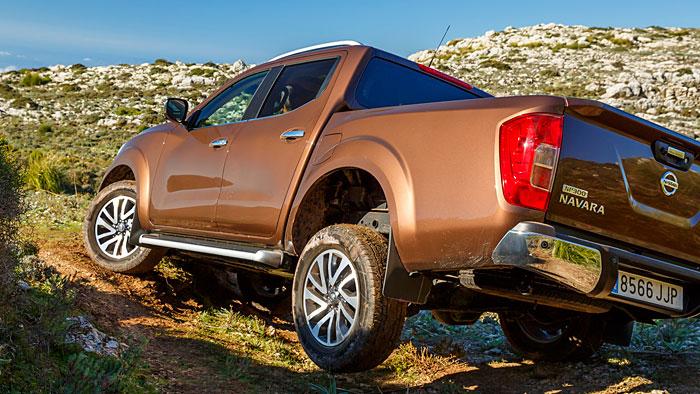 Nissan bringt die vierte Generation des Navara.