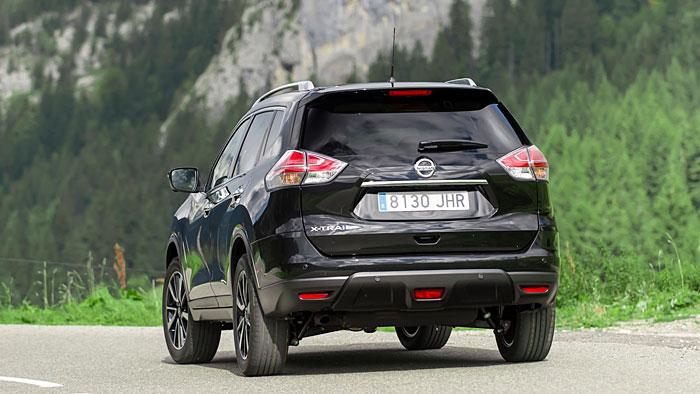 Nissan hat dem X-Trail einen Benziner spendiert.