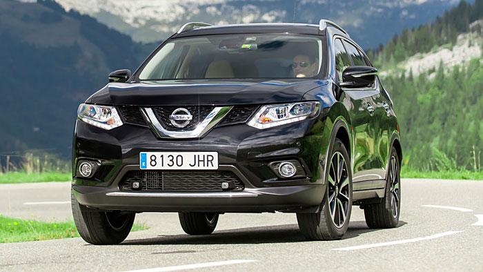 Nissan hat dem X-Trail einen potenten Benziner spendiert.