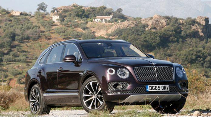 Bentley steigt mit dem Bentayga ins SUV-Segment ein