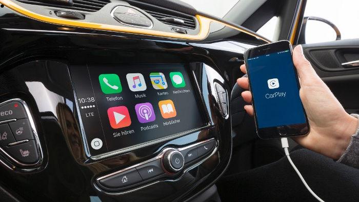 Opel bietet Intelli-Link und OnStar nun auch im Corsa an.
