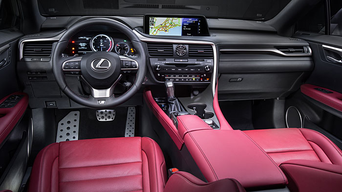Lexus hat dem neuen RX gleich drei Aggregate mitgegeben.