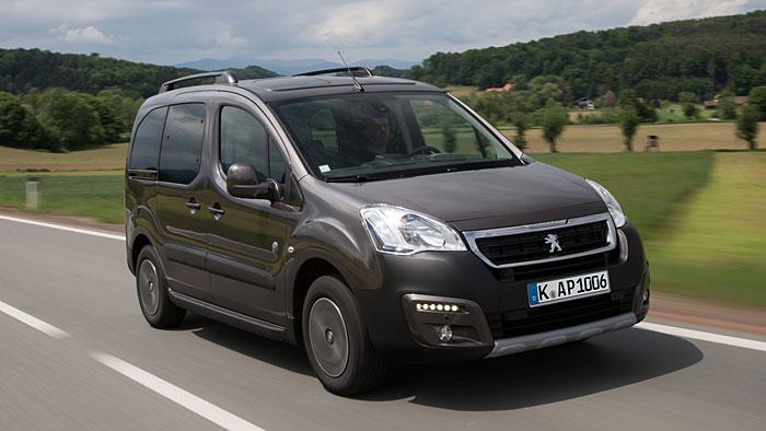 Peugeot wertet den Partner auf.