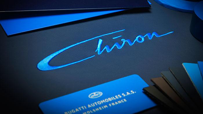 Bugatti Chiron folgt auf Veyron