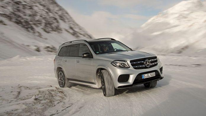 Mercedes-SUV sind besonders begehrt