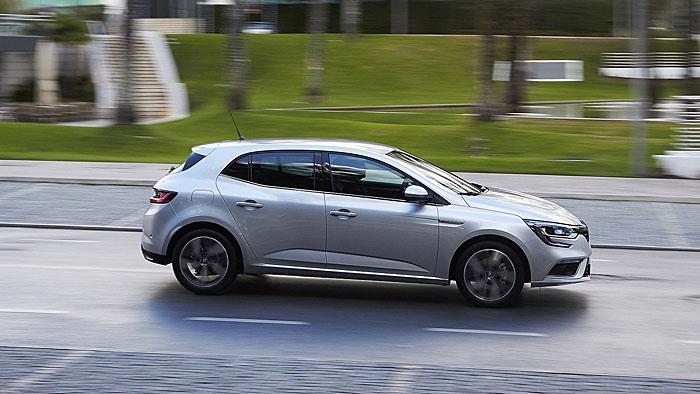 Renault geht mit dem Megane in der Kompaktklasse einen eigenen Weg.