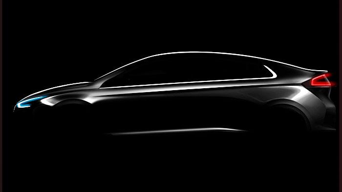 Den Hyundai Ioniq gibt es mit drei verschiedenen Antriebsarten.