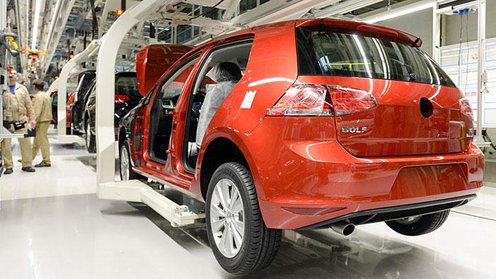 600 VW-Leiharbeiter bangen am Standort Zwickau