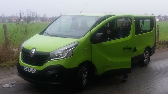 Renault Trafic: Personentransporter mit Lkw-Charme