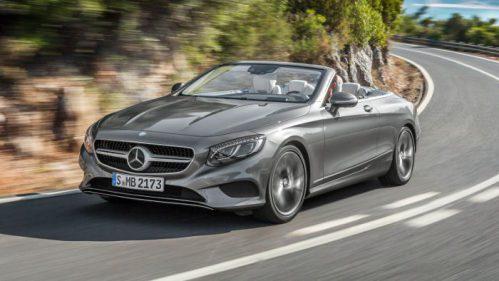 Mercedes hat den Preis für das S-Klasse Cabrio bekannt gegeben.