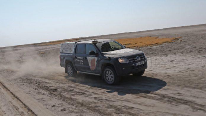 Werkstatt statt Afrika heißt es für den VW Amarok