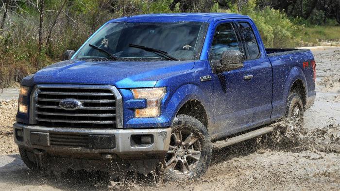 Der Ford F-150 ist derzeit in den USA stark nachgefragt