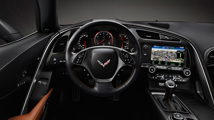Die Chevrolet Corvette Stingray verfügt über 60 Jahre Tradition.
