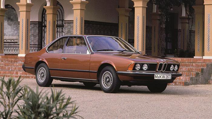 Der 6er-BMW wird 40 Jahre