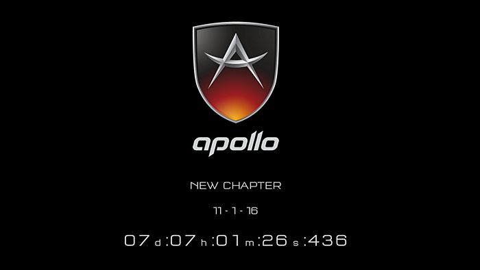 Aus Gumpert wird Apollo.
