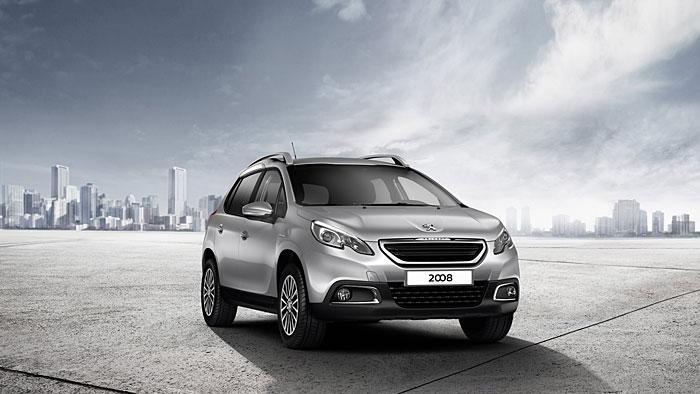 Auch der Peugeot 2008 avanciert zum Sondermodell Urban Move.
