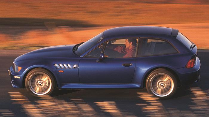 Der BMW Z3 pendelte zwischen Bewunderung und Spott.
