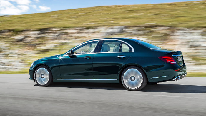 Mercedes nennt Preise für neue E-Klasse