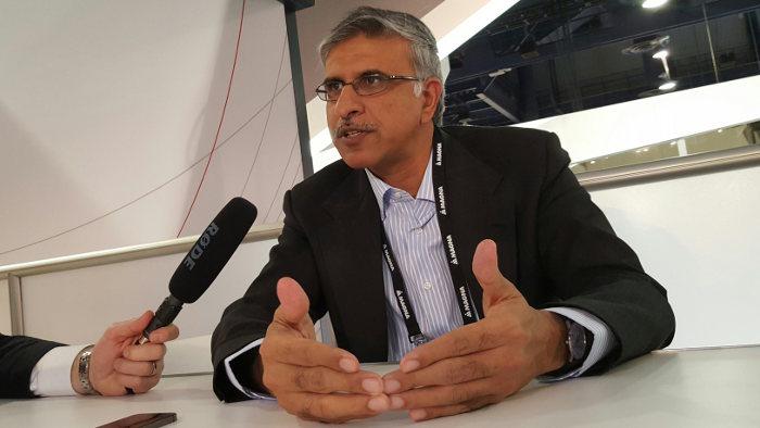 Magna-Entwicklungschef Swamy Kotagiri