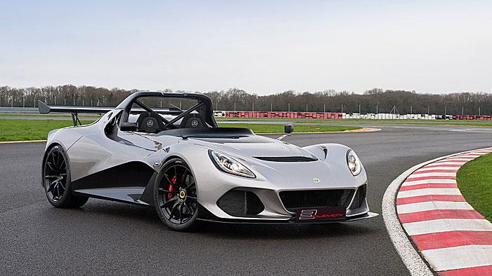 Lotus 3-Eleven: Leichter Supersportwagen